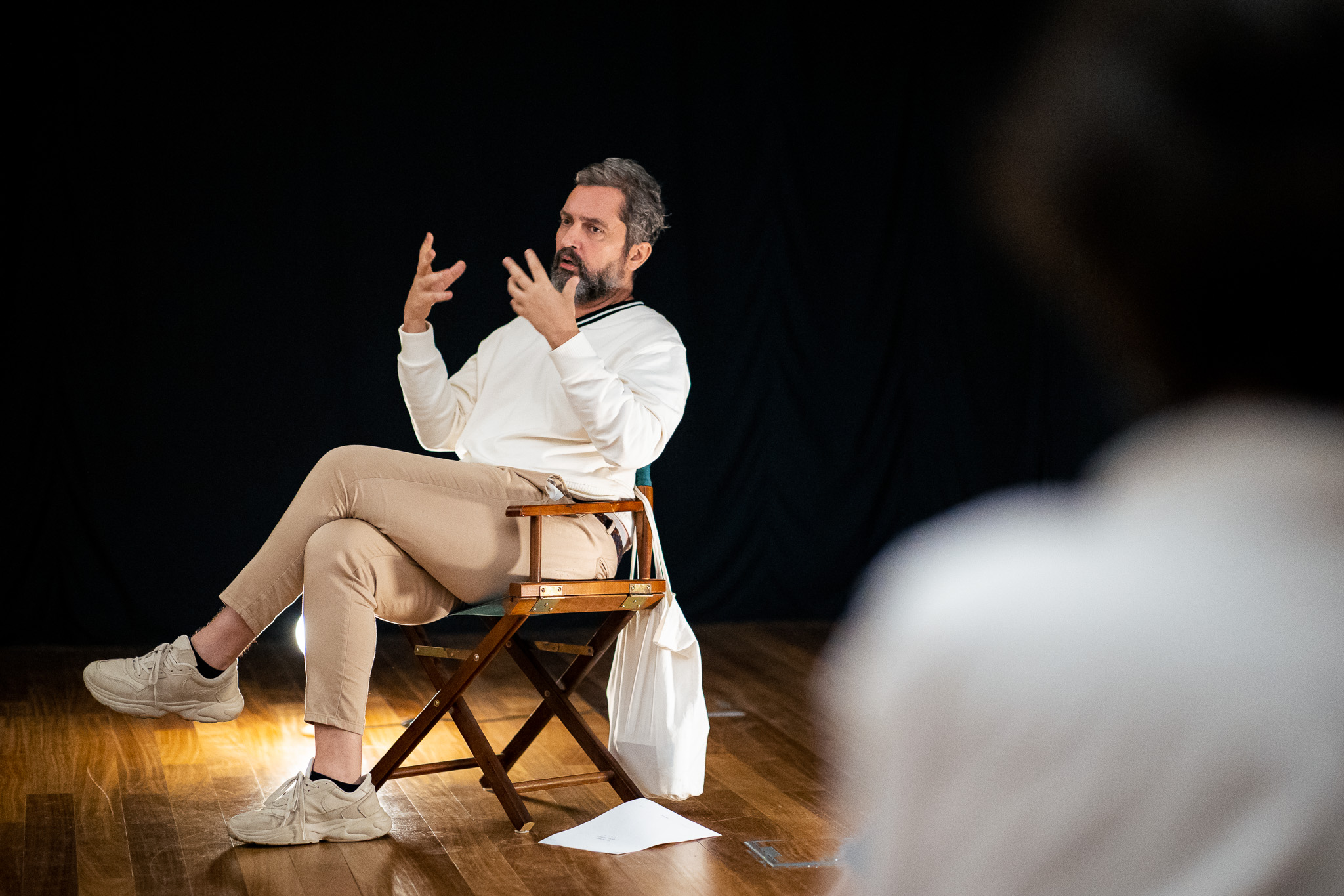 #13 Leitura e discussão de argumento com Vicente Alves do Ó